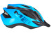 MET Crossover  Kask MTB niebieski